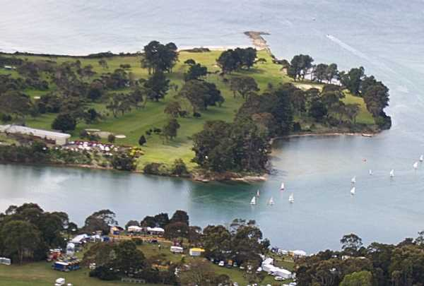 Pleasure Island for any Golfer! The Wynyard Golf Course in Tasmania